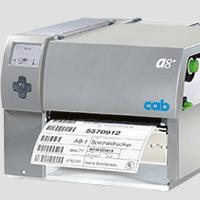 cab Etikettendrucker A+ Serie - für den industriellen Einsatz