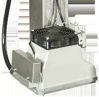 cab Hermes+ 貼標系統專用 氣壓噴射箱 6014