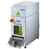 Laser typeplate handling THS+