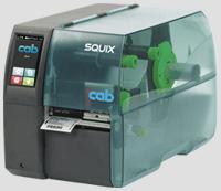 條碼印表機 SQUIX | cab