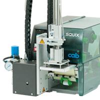Applikatoren für Etikettendrucker SQUIX