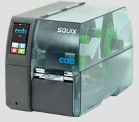 Impresoras de etiquetas SQUIX 4 M | cab
