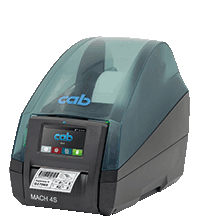 Label printer MACH 4S | cab