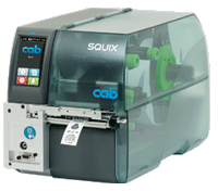 布质标签专用条码打印机 SQUIX 4 MT