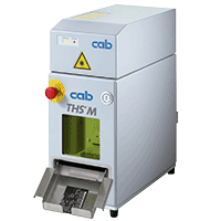 Lasertypenschildhandling THS+M