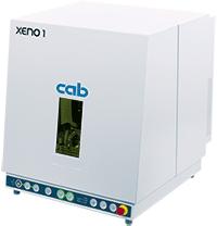 Sistema de marcado mediante láser XENO 1