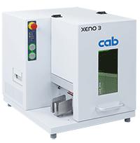 Sistema de marcado mediante láser XENO 3