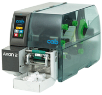 Tube labeling system AXON 2 for laboratories