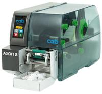 Sistema de etiquetado de tubos de ensayo AXON 2