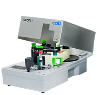 Tube labeling systems AXON 1