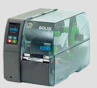 Imprimante d'étiquettes SQUIX RFID UHF