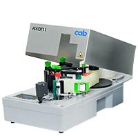 Sistema di etichettatura per tubi AXON 1