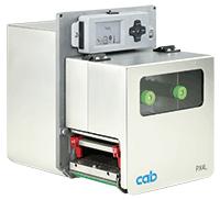 PX-Druckmodul zur einfachen Integration in sämtliche Etikettieranlagen.