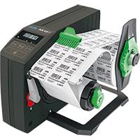 Distributeur d'étiquettes VS 120 - Distribuer rapidement et simplement les étiquettes de n'importe quelle forme et taille