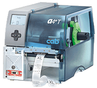 Label printer A4+T
