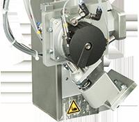 cab Schwenkapplikator 3214 für Hermes+ Druck- und Etikettiersystem
