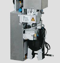 cab Fahnenapplikator 4712 für Hermes+ Druck- und Etikettiersystem