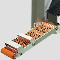 Saugbandapplikatoren 5314, 5316 und 5414, 5416 für Hermes+ Druck- und Etikettiersystem