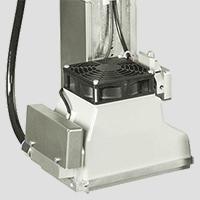 cab Blasbox 6014 für Hermes+ Druck- und Etikettiersystem