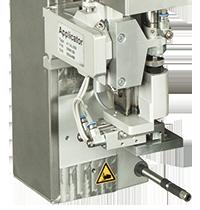 cab aplicador de presión 4114 por sistema de impresión y etiquetado Hermes+