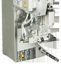 cab aplicador de elevación 4414 por sistema de impresión y etiquetado Hermes+