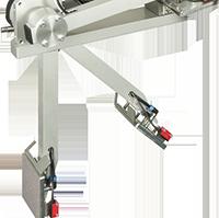 cab aplicadores para la parte delantera 3014, 3016 por sistema de impresión y etiquetado Hermes+