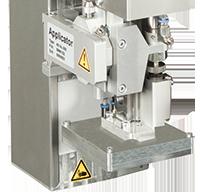 cab  aplicador de presión 4014 / 4016 por sistema de impresión y etiquetado Hermes+