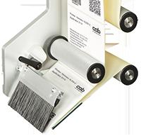 cab módulo dispensador 5114 por sistema de impresión y etiquetado Hermes+