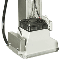 cab caja de soplado 6014 por sistema de impresión y etiquetado Hermes+