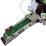 Applicateur à déroulement par convoyage cab 5314/5316 pour système d'impression-pose Hermes+
