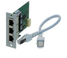 2-Port Ethernet Switch 10/100 Mbit/s