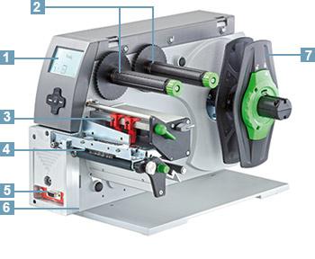 Etikettendrucker A4+T