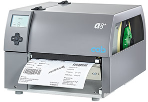cab Label printer A8+ the extra wide one