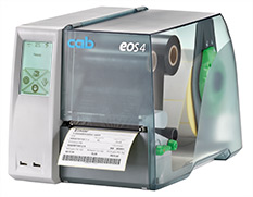 cab label printer EOS4