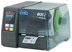 cab label printer EOS2 mobile