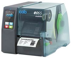 cab label printer EOS5 mobile