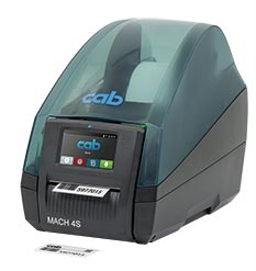 Label printer MACH 4S type C with cutter