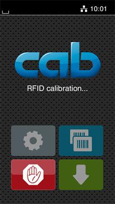 RFID Kalibrierung