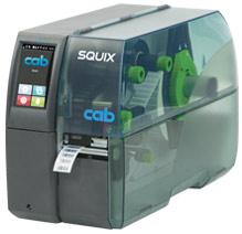 cab Etikettendrucker SQUIX 2