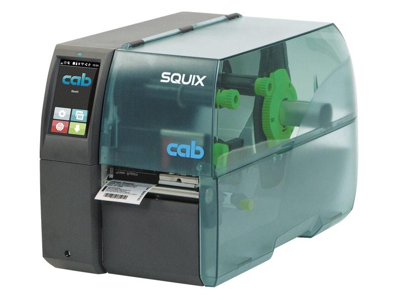 Label Printers Squix Cab