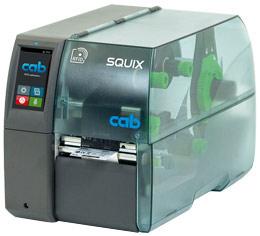 SQUIX UHF-RFID-Etikettendrucker