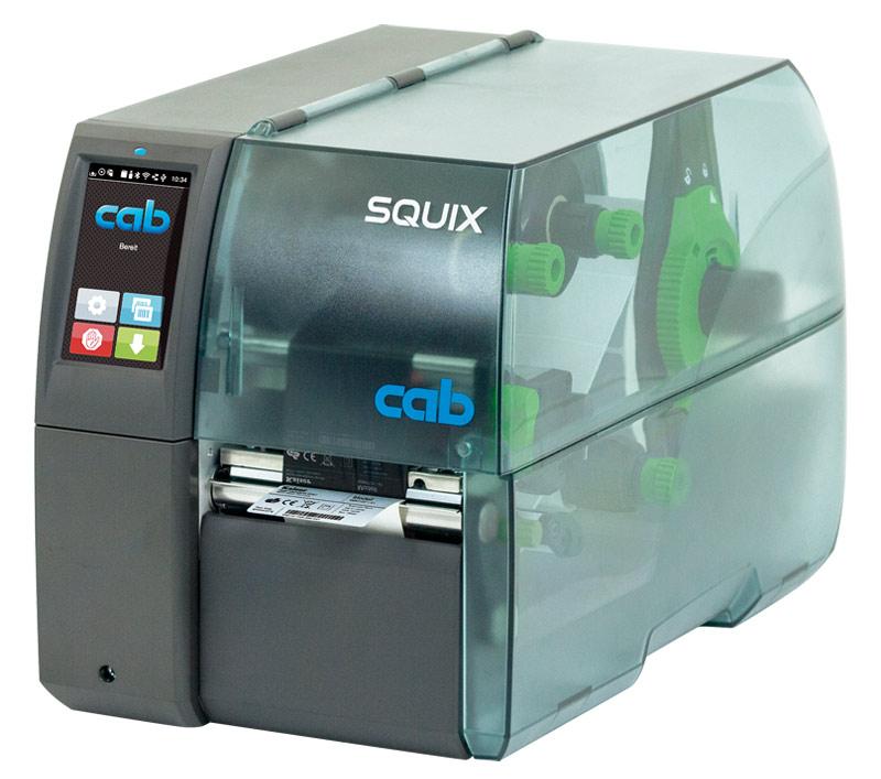Label printers SQUIX 4 M | cab
