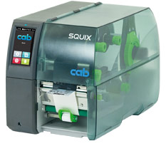 SQUIX 4 MP, Peel-off version