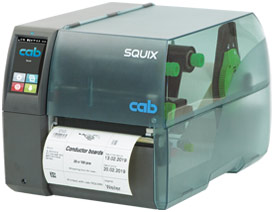 cab Label printer SQUIX 6