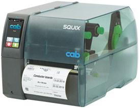 cab Etikettendrucker SQUIX 6