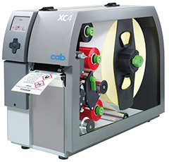Label printer XC4