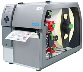 Label printer XC6