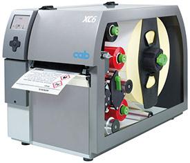 XC6 -双色打印专用机种