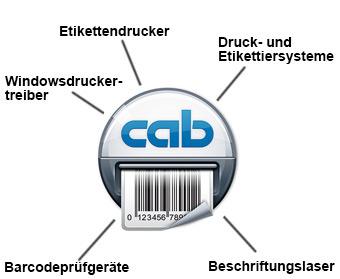 cablabel S3 Ausgabegeräte
