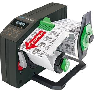 Distributore di etichette HS - emissione orizzontale